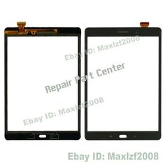 For SAMSUNG GALAXY TAB A & S PEN SM-P550 P551 P555 9.7  Touch Screen Digitizer