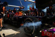 """Red Bull: """"El circuito de las Américas es el mejor de los nuevos circuitos"""""""