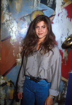 Jennifer Aniston as a Teenager | Jennifer Aniston's Laid-Back '90s Look... And How To Get It (PHOTOS)