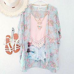 """The """"Lovely"""" Kimono"""