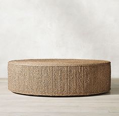 Coffee Tables For Living Room Round Outdoor Coffee Tables, Round Coffee Table, Leather Coffee Table, Leather Ottoman, Rustic Outdoor Furniture, Casa Cook, Linen Shop, Medicine Cabinet Mirror, Small Apartment Decorating