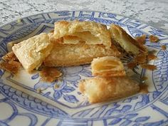 gluten free puff pastry - this could change my life. I used to make puff pastry before going gf and have missed it so much
