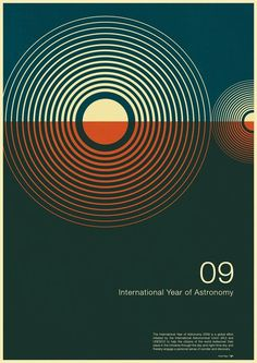 Intl. Year of Astronomy #8 by Simon C Page