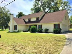 PRICED BELOW APPRAISAL! LOOKS CAN BE DECEIVING! THIS ENORMOUS 4 BEDROOM 2.5 BATH home with a HUGE bonus room is sure to have plenty of room for the entire family to sprawl out! The space of this home won't disappoint!  Brand new stainless appliances, new roof,  Spacious family room with cathedral ceiling and stone fireplace, tons of closet space and extras, oversized bedrooms, large kitchen,  oversized garage for those large vehicles, close to town and schools, 20x30 outbuilding/work...