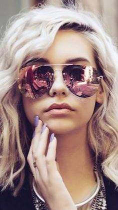 Quay Australia X Amanda Muse Sunglasses Gold / Pink | Clothing, Shoes, Accessories, Women's Sunglasses | eBay!