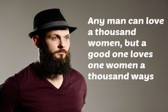 The rugged man words of wisdom