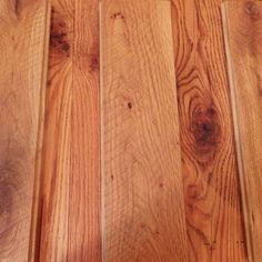 This reclaimed wide plank oak mix combines red oak and white oak to bring you a purely rustic experience. Red Oak, White Oak, Red And White, Wide Plank Flooring, Knots, Hardwood Floors, Rustic, Classic, Character