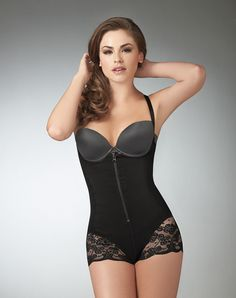 The top has a silicone band that keeps the garment firmly in place without the need for straps. Co'Coon Women's Shapewear. Co'Coon's thermal shapewear is the perfect ally to help you lose those pesky love handles and flabby midsection. | eBay!