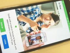 The Dr Now app is now available for Android! Download today for healthcare at your fingertips