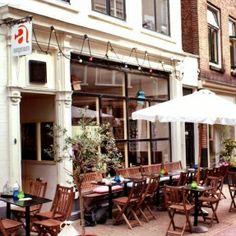 Eetcafé Aangenaam #haarlem #biologisch #restaurant