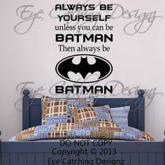 17 best for our batcave bedroom images vinyl decals batcave rh pinterest com