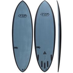 The Hypto Krypto V surfboard is a variation on the Hayden's popular tri fin model, and while the shape remains the same, the 5-fin set up allows the board to be surfed as a quad or a thruster.