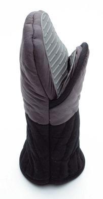 Guante textil + silicona