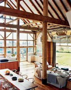 These Celebrity Seaside Homes Are Sure to Give You Serious Wanderlust - Sagaponack, New York from InStyle.com