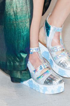 manish arora spring 2015 shoes