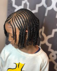 Sudi's hair has really improved. Her hair feels fuller and her curls are more prominent than ever. Good at-home care is vital. Lil Girl Hairstyles, Girls Natural Hairstyles, Natural Hairstyles For Kids, Kids Braided Hairstyles, My Hairstyle, Black Hairstyles, Kids Natural Hair, Sporty Hairstyles, Pretty Hairstyles