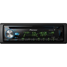 Pioneer Car Cd Usb Ipod Stereo Receiver W/ Bluetooth/Pandora Bluetooth Amp, Bluetooth Car Stereo, Audio Speakers, Iphone R, Ipod, Good Drive, Drive Time, Android Music, Smartphone