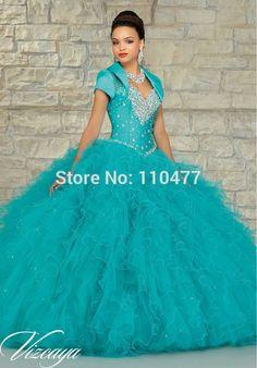 vestidos de quinceañeras 2015 color coral - Buscar con Google