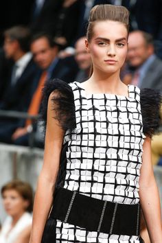 Chanel Slideshow on Style.com #teachmefashion