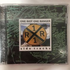 One Riot One Ranger CD Side Tracks Hayden's Ferry Records Bluegrass Country #Bluegrass