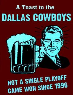 I love my cowboys. But being a cowboys fan can be depressing sometimes