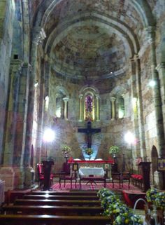 Church in Byblos Built By The Templars 1150 #lebanese architecture