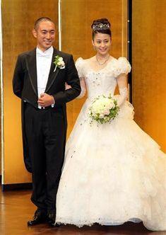 エビマオ結婚式