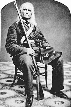 Confederate Soldier Edmund Ruffin--from VA, firm advocate for states rights, he is associated with having fired the first shots of the War