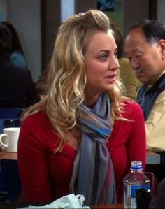 Outfit worn by Penny in The Big Bang Theory. Shop the Screen with Spylight!