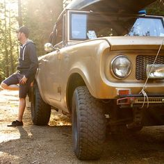 ▒ in its element ▒ international scout 80 ▒