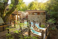 California's Top Hot Spring Resorts - California is rich in a lot of things: sun-kissed coastlines, verdant vineyards, more than a few Hollywood starlets, and...all-natural geothermal pools. Pack your swim suit and get ready to romp in the volcanic mud, here are 7 of California's best hot spring resorts.