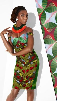 Mix & Match Vlisco ~Latest African fashion, Ankara, kitenge, African women dresses, African prints, African men's fashion, Nigerian style, Ghanaian fashion ~DKK