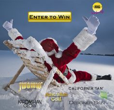 Enter to win a gift basket full of designer tanning lotions! Hurry, we're making the draw on December 18th https://www.facebook.com/WolffTanningBeds/app_143103275748075  #tanning #sweepstakes