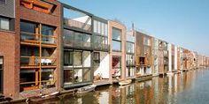 Knsm en Java eiland Amsterdam