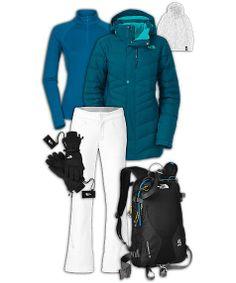 Snowboard/ski gear