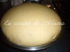 DONAS ESPONJOSAS CON AZUCAR - La Cocina de Norma Oreo Cupcakes, Pan Dulce, Honeydew, Doughnut, Mexican Food Recipes, Fruit, Desserts, Blog, Tela