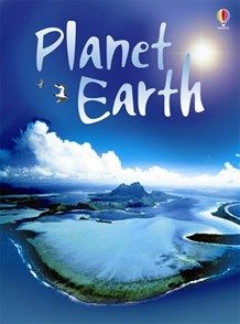"""""""Planet Earth"""" at Usborne Children's Books Planet Earth Series, Our Planet Earth, Accelerated Reader, Reading Practice, Age, Biomes, Latest Books, Mother Nature, Euro"""