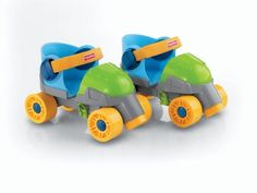 Little Death Traps.  Fisher-Price Grow With Me 1,2,3 Roller Skates – Boy's