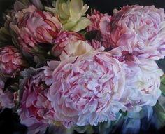 A Marcella Kaspar's painting