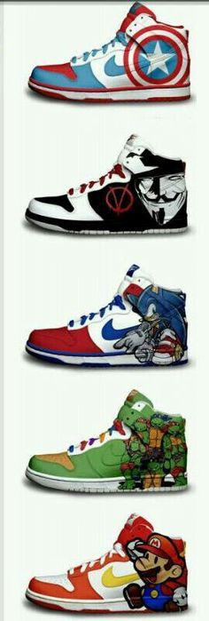 7bdb9c470505 Awesome shoes. RONALD LOPEZ · Cool shoes · Superhero Converse DC Comics  Batman Chuck Taylor All Star ...