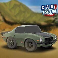 Regresan por un corto tiempi: Impreza WRX STI de Brian, el Camaro F-Bomb y Gran Fénix Torino, todos los que aparecen en Fast & Furious 4! Recoge el tuyo mientras puedas!