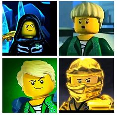 Lloyd is like an Eevee. Kinda hard to catch at first, but when you do, you can train him until he levels up a lot and then give him a special artifact that turns him into one of the greatest warriors of all time. Polar Bear Cartoon, Lego Ninjago Lloyd, Lego Movie, Lego Marvel, Best Shows Ever, Legos, Just In Case, Evolution, Nerd