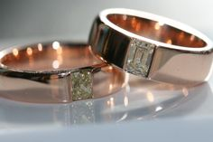 Mens Diamond Wedding Bands