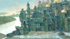 Journey by Aaron Becker | 20 Of The Best Children's Books Of 2013 Buzz Feed article with Colby Sharp