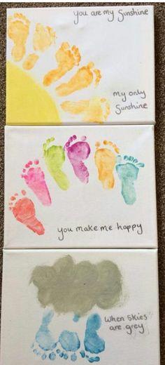 Spring & Summer footprint project