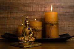 Can death be a spiritual experience? Buddhism For Beginners, Pillar Candles, Death, Spirituality, Spiritual, Candles
