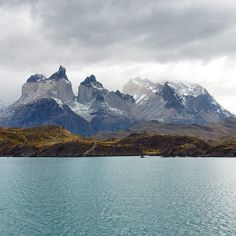 Torres del Paine #patagonia #chile #travel