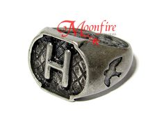 THE MORTAL INSTRUMENTS Antiqued Herondale Family Ring