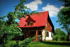 Cisza i beztroski urlop na Mazurach. Ciekawe noclegi znajdziecie na www.travelysta.pl