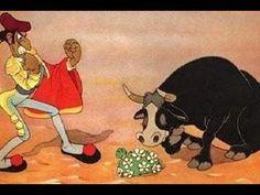 Ferdinando el Toro - Cuento Completo - Fábulas de Disney - Clásicos Infantiles para todos - YouTube Spanish Games, Ap Spanish, Spanish Lessons, How To Speak Spanish, Bilingual Classroom, Spanish Classroom, Spanish Teacher, Teaching Spanish, Hispanic Countries